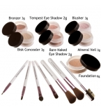 Bare skin minerals natural mineral makeup, LARGE..